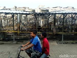 Wali Kota Janjikan Relokasi dan Modal ke Korban Kebakaran Pasar