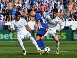 Madrid Menang di Kandang Alaves
