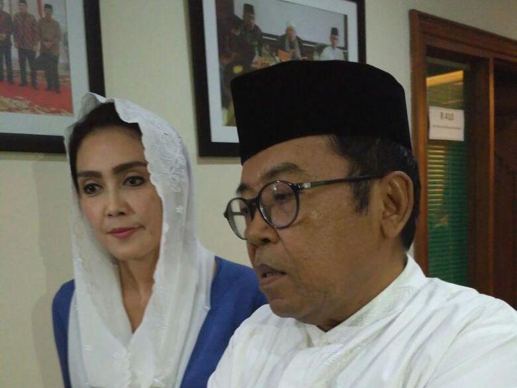 Bertemu KH Maruf Amin, Rieke: Bahas Isu Toleransi dan Perdamaian