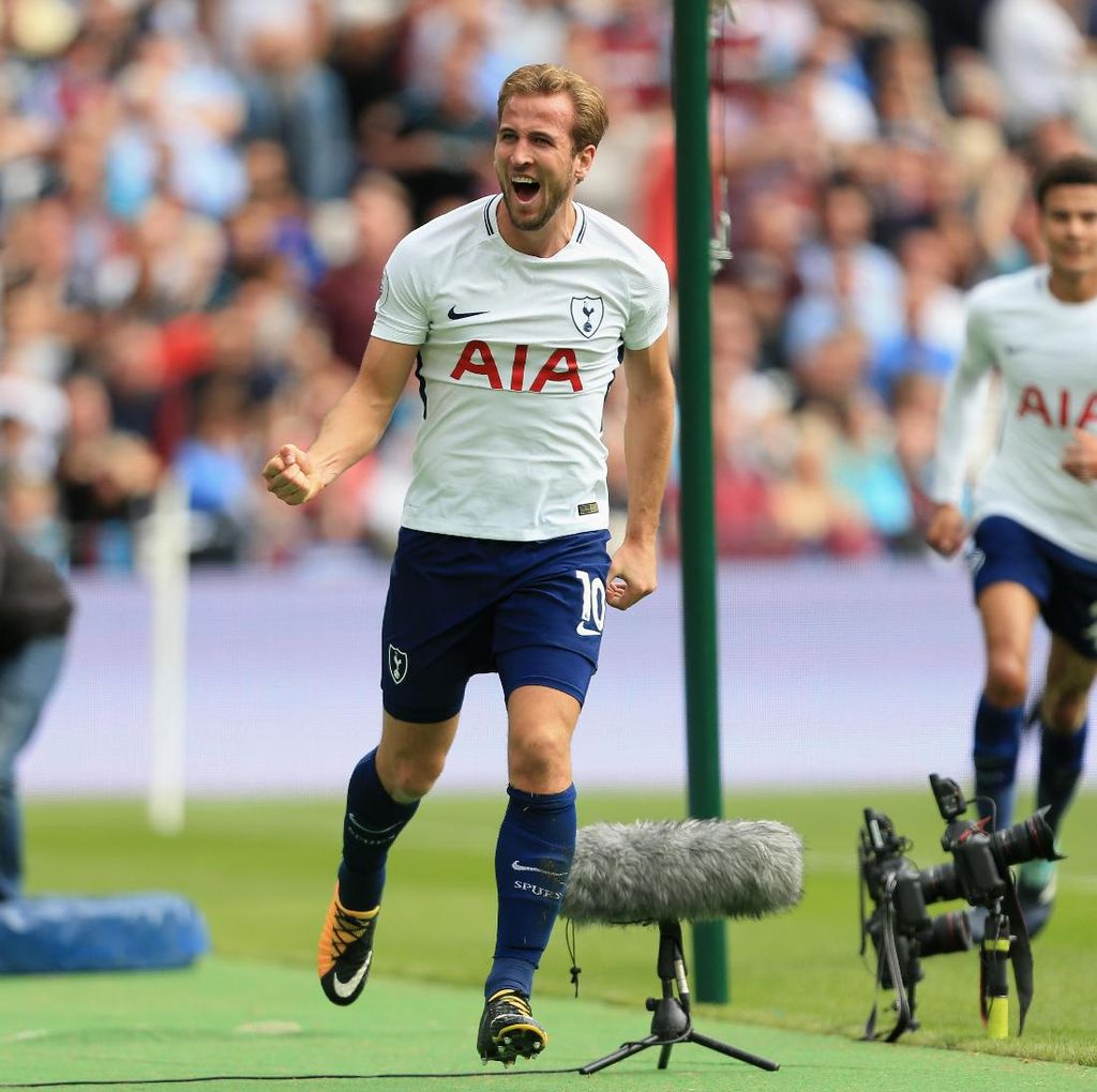 Turun Minum, Spurs Unggul atas West Ham 2-0