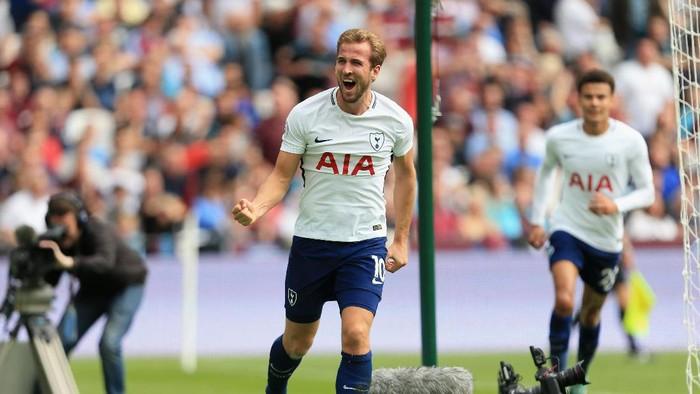 Harry Kane masih jadi pilihan utama para manajer FPL pekan ini (Stephen Pond/Getty Images)