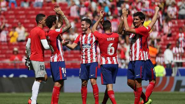 Atletico Belum Terkalahkan, Beri Kekalahan Pertama untuk Sevilla