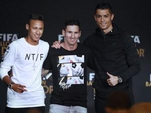 Para Finalis Penghargaan The Best dari FIFA