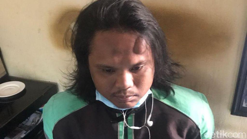 Jejak Peri Tersangka Pembunuh Dini: Jadi DJ Lalu Ngojek Online
