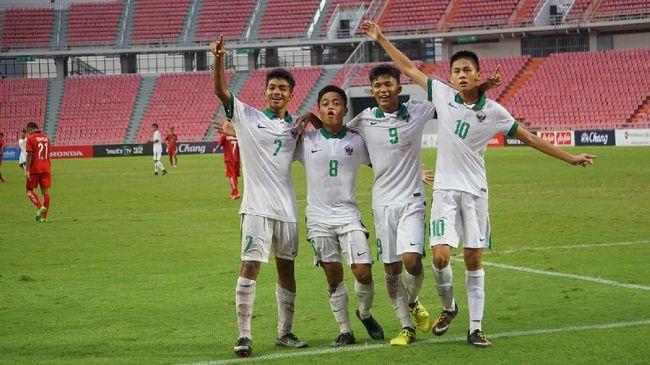 Timnas U16 Batal Uji Coba Vs Malaysia