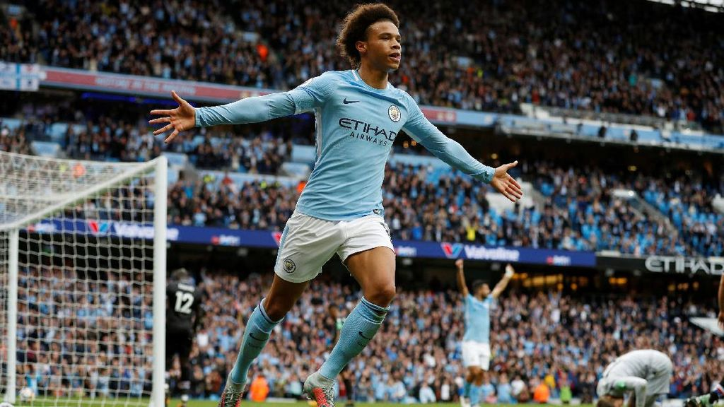 Manchester City yang Makin Percaya Diri
