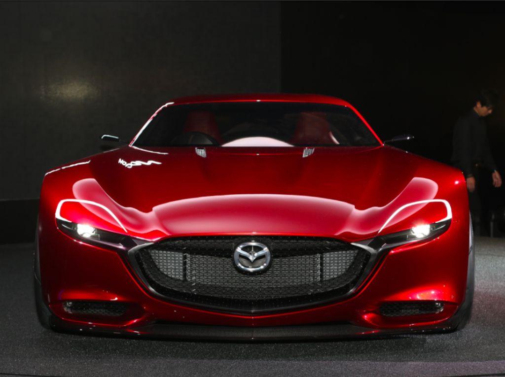 Mazda Kenalkan Mesin Rotari Terbaru Bulan Depan?