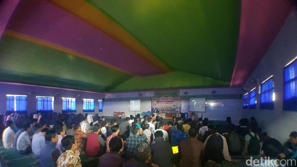Mahasiswa dan Pelajar di Sukabumi Nobar Film G30S/PKI