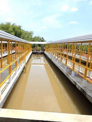 3 SPAM Baru untuk Kebutuhan Air Bersih Jateng dan Yogya