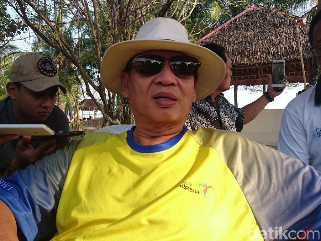 Tanda Tanya Posisi Gubernur Banten di Tim Jokowi