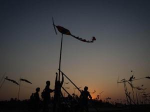 Lomba Lari Pandeglang 10K Warnai Hari Pertama Festival Pesona Tanjung Lesung