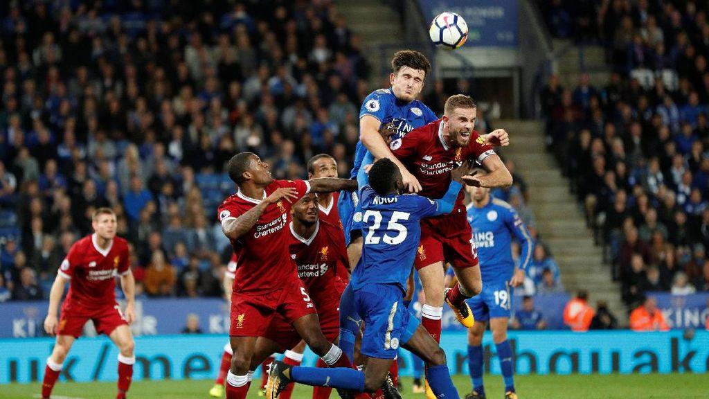 Liverpool Unjuk Mentalitas dan Kegigihan di Leicester