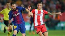 Video Aksi Pablo Maffeo, Bek Paling Mengganggu Messi