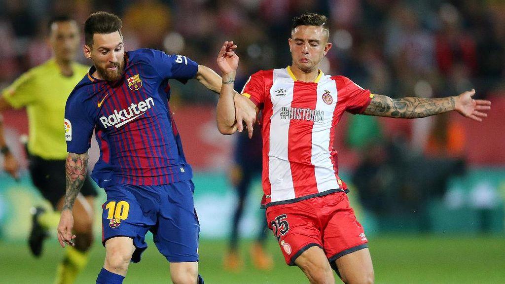 Pablo Maffeo: Bek Girona yang Bikin Messi Penasaran