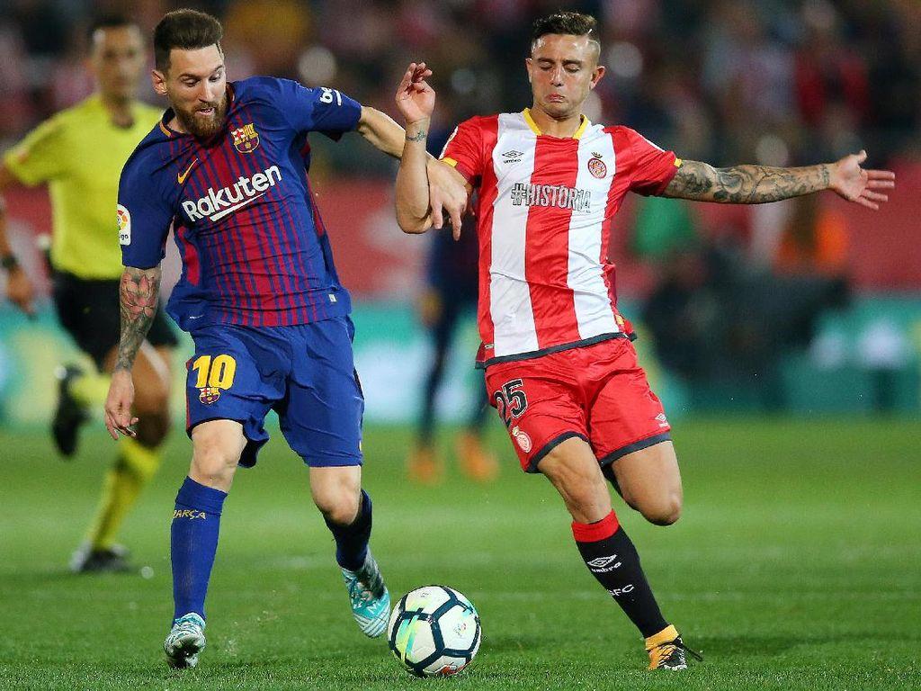 Video Aksi Pablo Maffeo, Bek Paling Mengganggu Lionel Messi