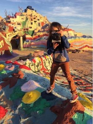 Ini Hawkeye, Bocah 7 Tahun yang Jago Fotografi