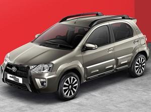 Toyota Punya Etios Bergaya SUV, Minat?