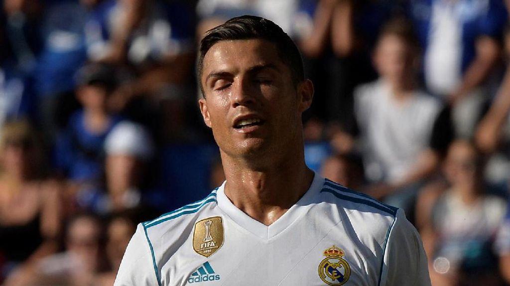Ronaldo dan Pemain Lain yang Banyak Menembak tapi Belum Cetak Gol
