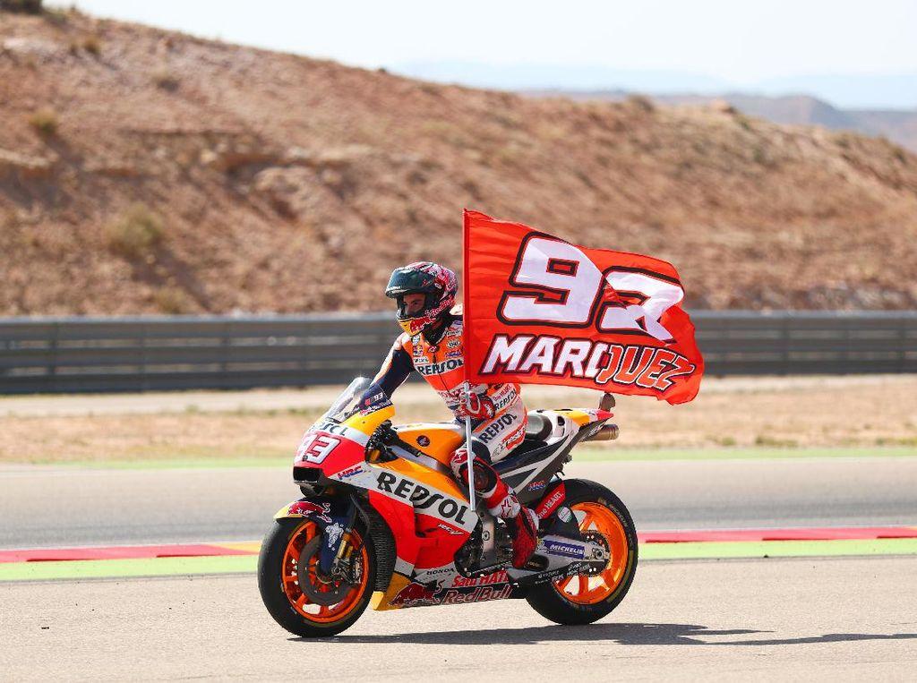 Puja-puji Doohan untuk Marquez
