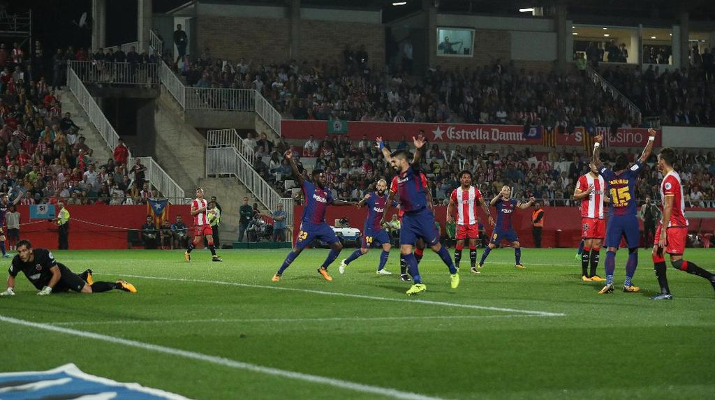Barcelona Lanjutkan Start Sempurna Usai Bekap Girona