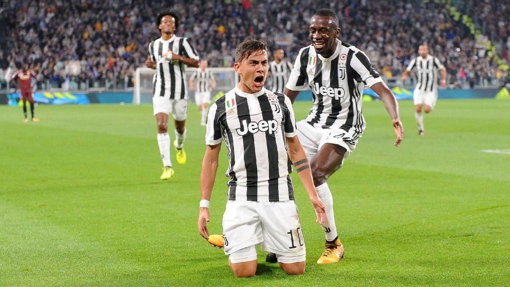 Dybala Dua Gol, Juventus Gasak Torino 4-0