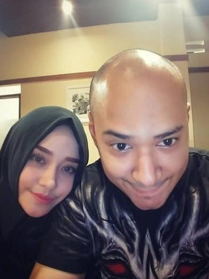 Husein Idol dan Annisa Nabilah eks Mahadewi Nggak Nunda Momongan