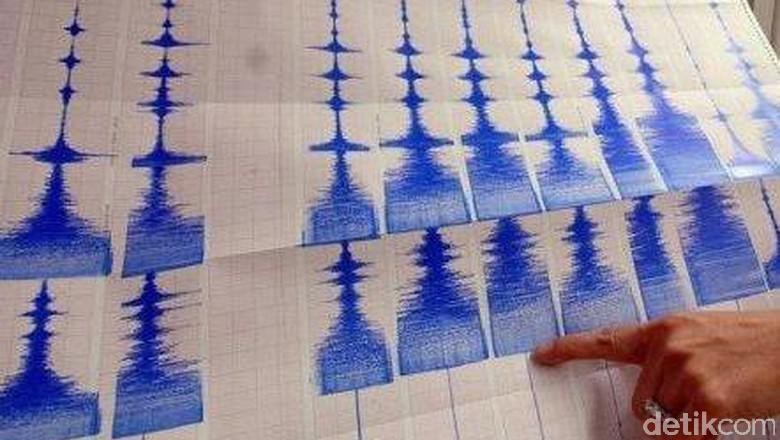 Gempa Susulan 5,8 SR Terjadi di NTT