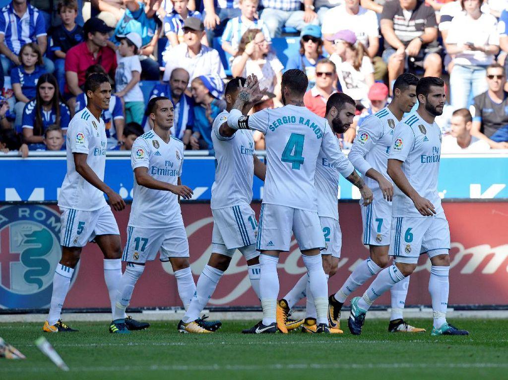 Tak Ada Keraguan dalam Diri Madrid
