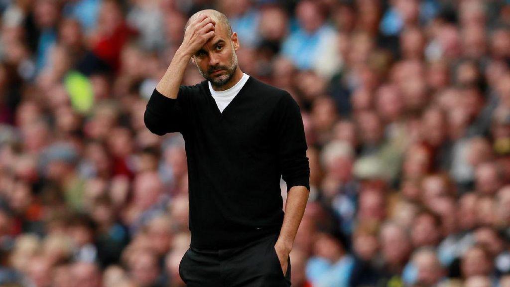 Enggan Bicarakan Kans Juara City, Guardiola Akui Beratnya Premier League