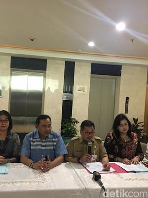 Dinkes DKI Jatuhkan Sanksi ke RS Mitra Terkait Kematian Bayi Debora