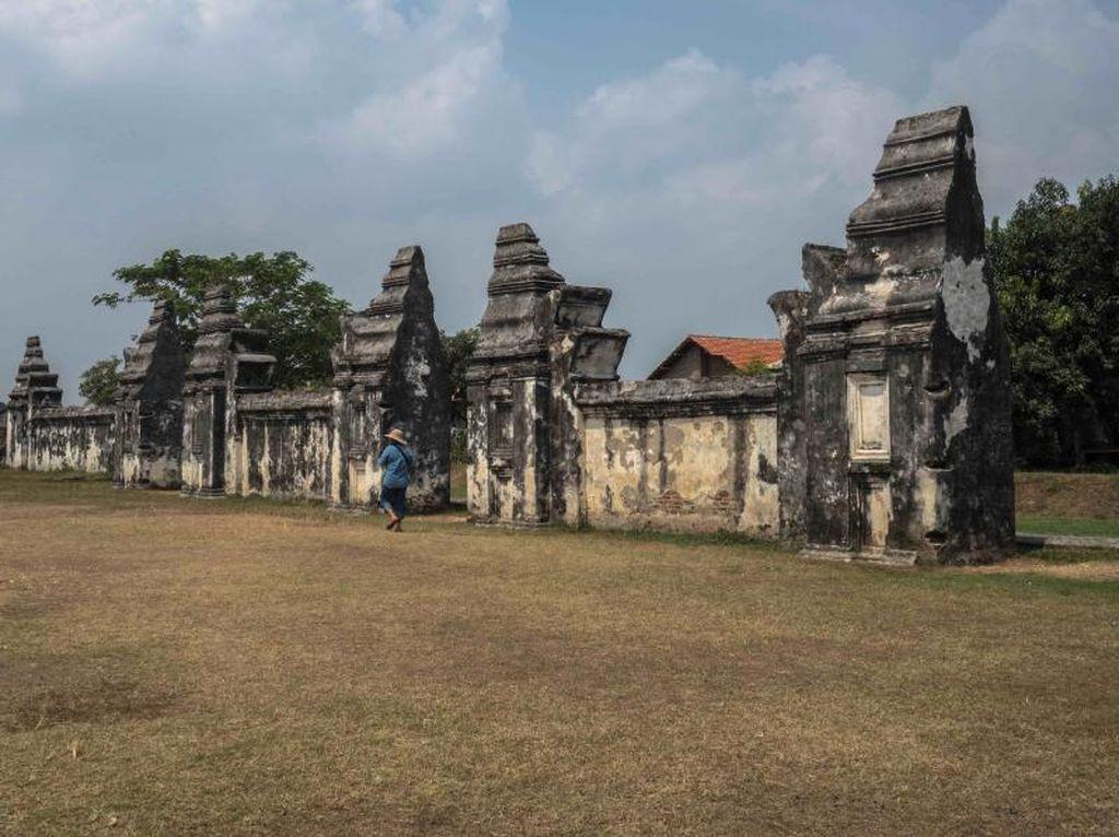 Mengenang Kejayaan Keraton Kaibon di Banten
