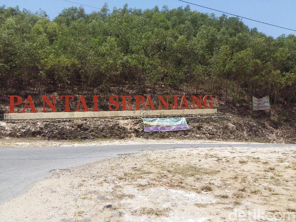 Pantai Sepanjang di Gunungkidul Jadi Destinasi Ramah Anak