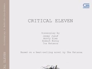 Siap-siap! Ika Natassa Buka Pre Order Buku Naskah Film Critical Eleven