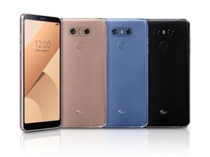 LG G6 Plus dan Q6 Plus Mulai Dipasarkan