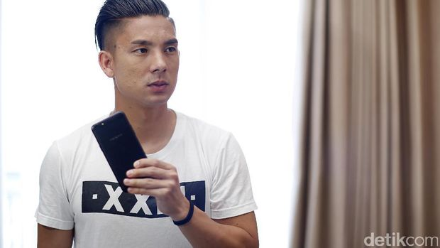 Kim Kurniawan Bicara tentang Pilihannya Berkarier di Sepakbola