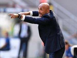Spalletti Tak Puas Meski Inter Belum Terkalahkan