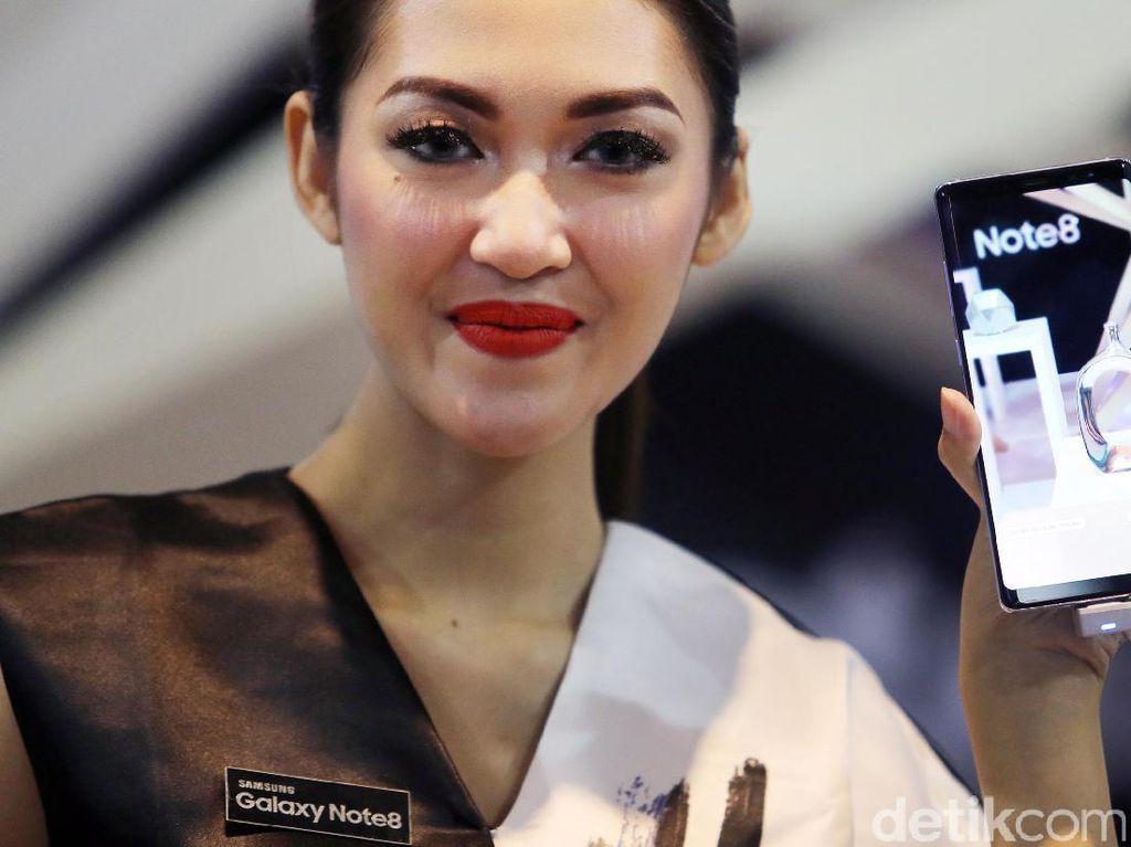Samsung Tanggapi Kasus Baterai Galaxy Note 8