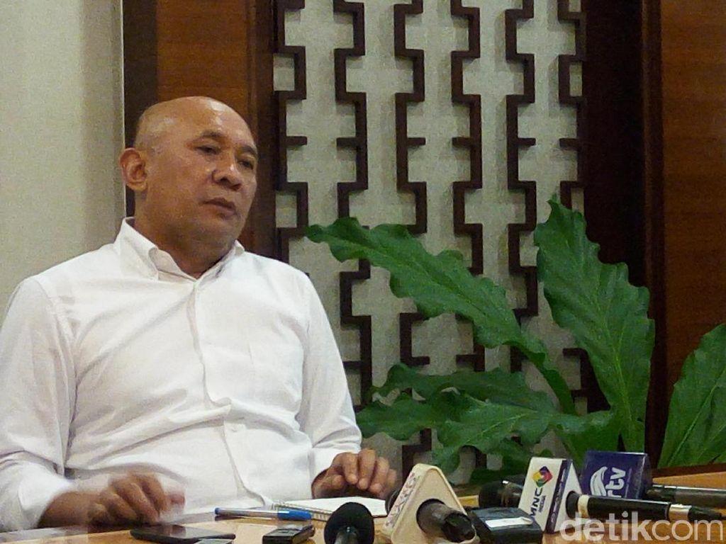 Teten Pastikan Jokowi Tak Pakai Fasilitas Negara untuk Kampanye