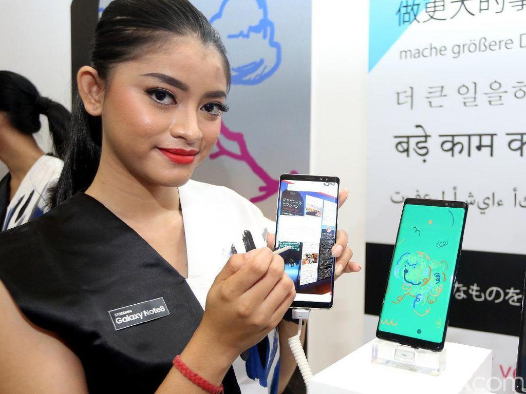 Sejumlah Pengguna Keluhkan Galaxy Note 8