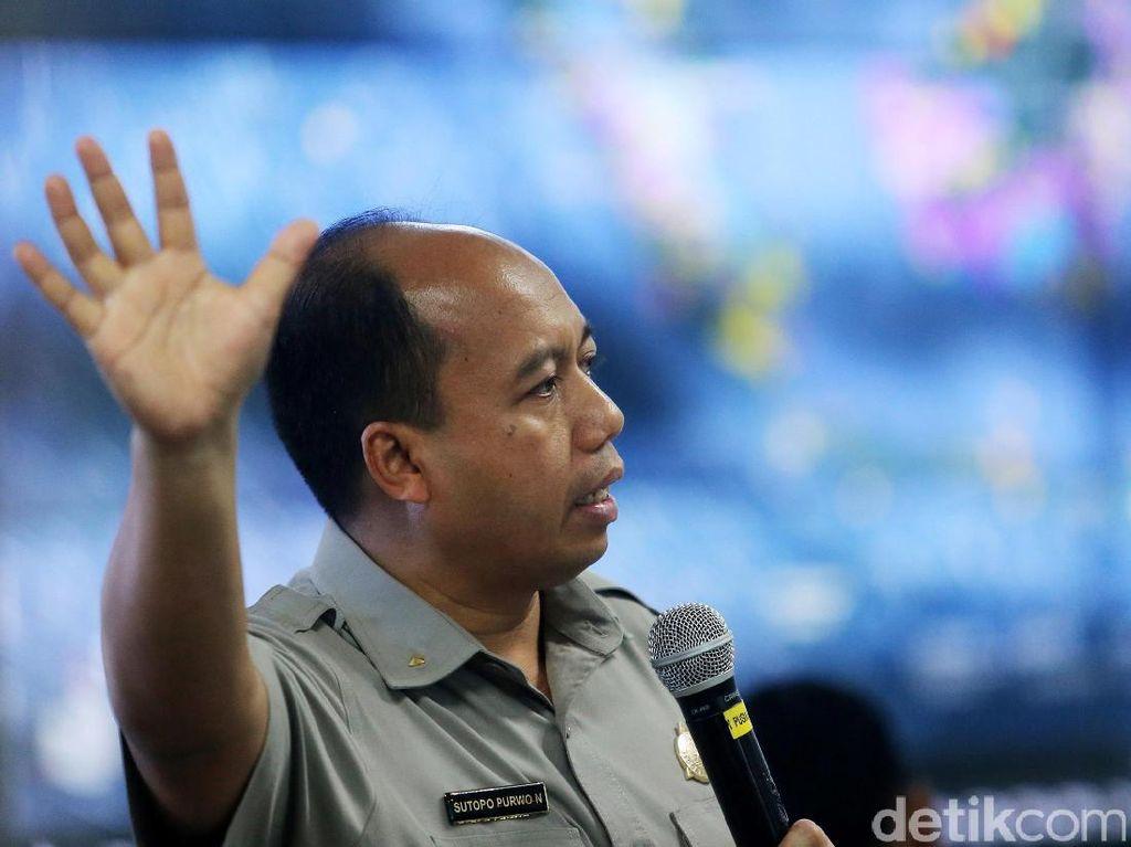 Pesan Sutopo BNPB ke Ani Yudhoyono: Jauhi Makanan yang Disukai Kanker
