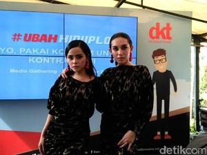 Kampanyekan Seks Aman, Ini yang Dilakukan Duo Biduan