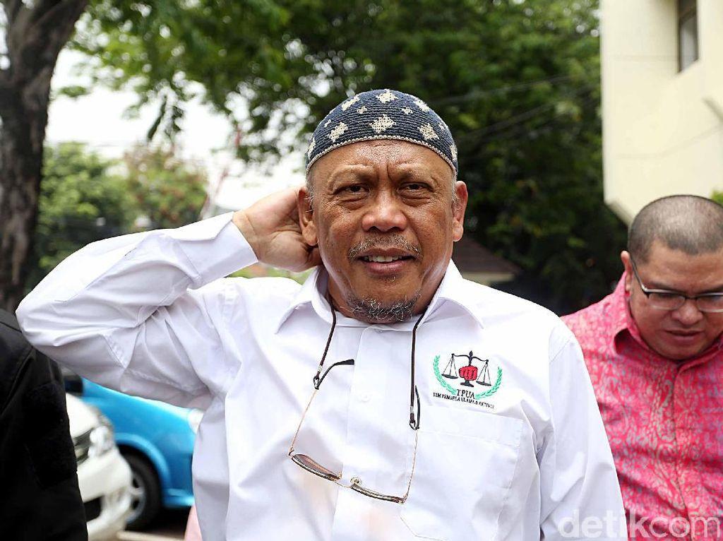 Eggi: Habib Rizieq Belum Mau Pulang karena Ahoker dan Jokowier
