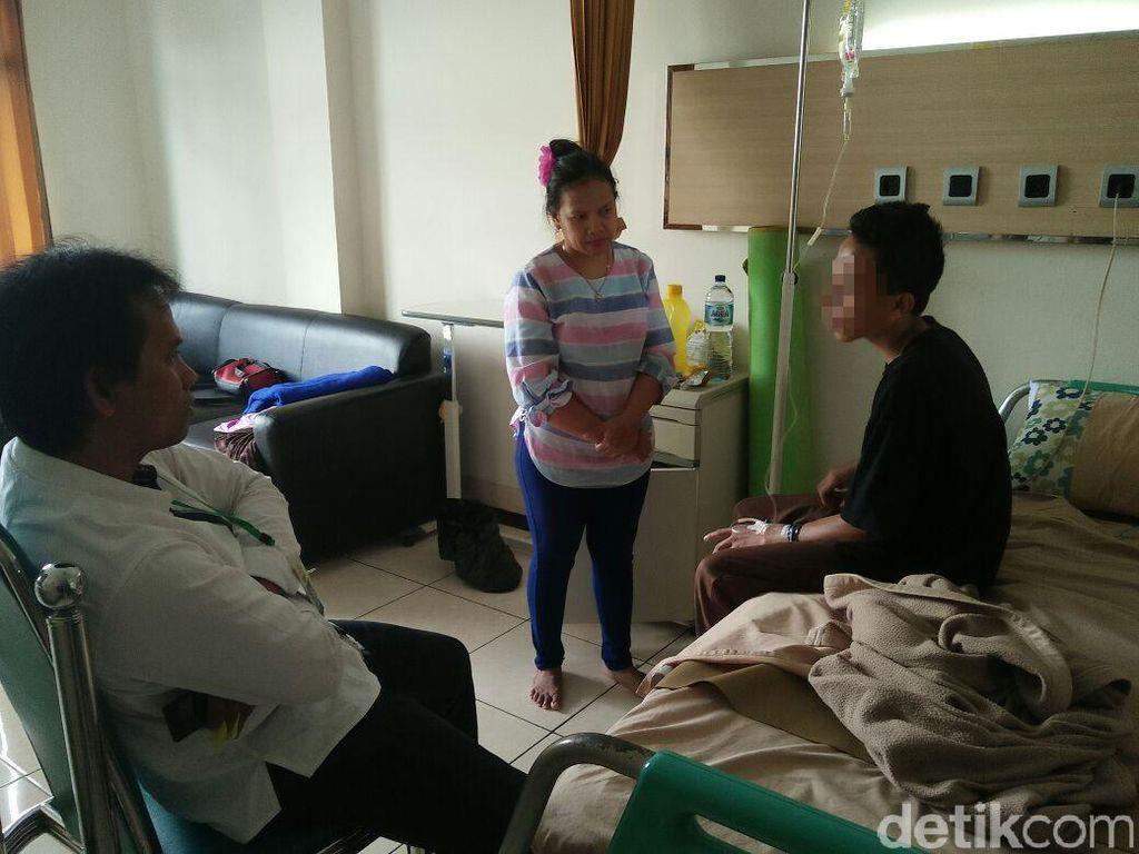 KPAID Tasikmalaya Kawal Proses Rehabilitasi Pemilik Pil X
