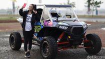 Ketertarikan Vanesha Prescilla di Olahraga Off Road