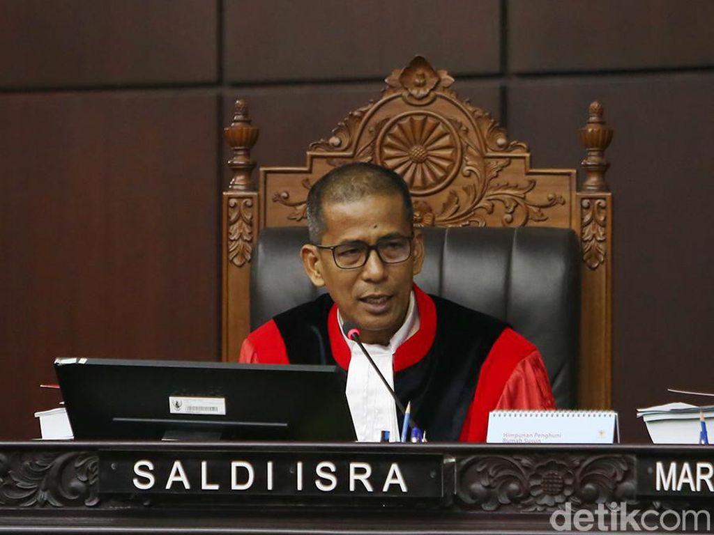 Pengacara Berkarya Telat Setor Berkas Jawaban, Hakim MK: Itu Tidak Tertib!