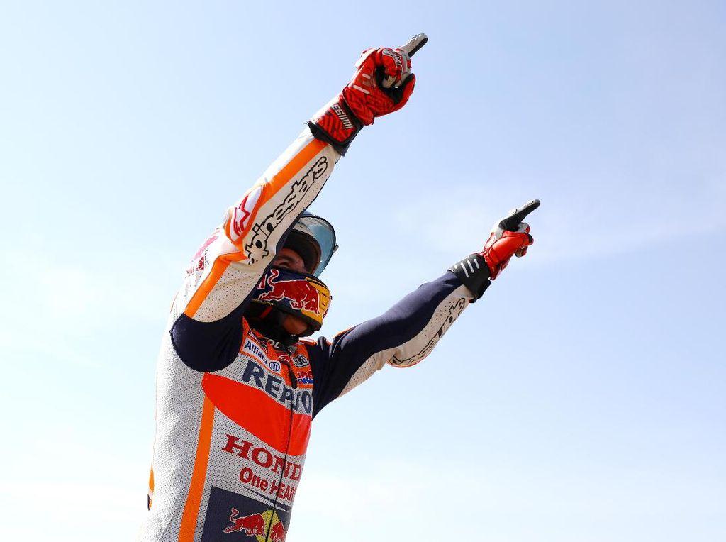 MotoGP Aragon: Marquez Juara, Spanyol Berjaya