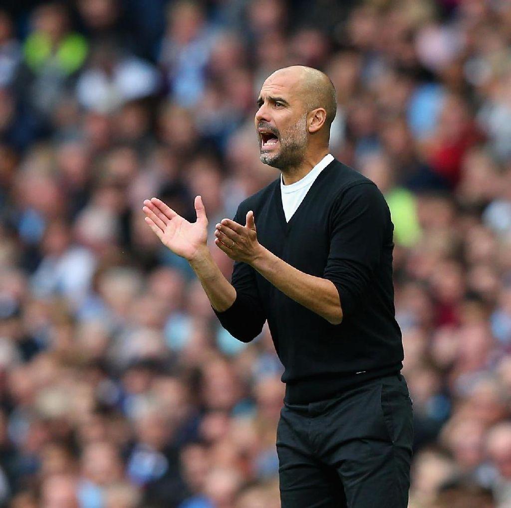 Guardiola: City Sudah Bagus, tapi Bisa Lebih Baik Lagi