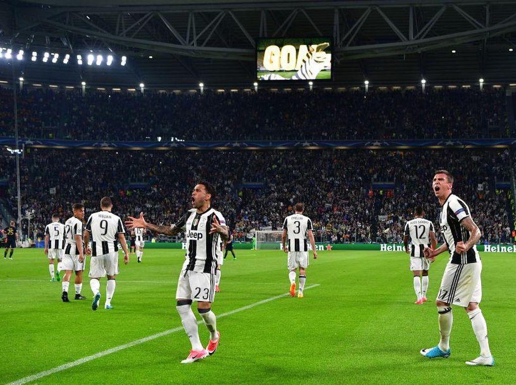 Tim-Tim dengan Laju Kandang Oke di Liga Champions