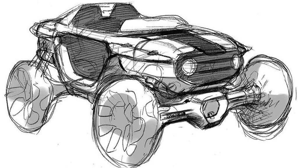 Perkawinan Suzuki Jimny dan Vitara Lahirkan Mobil Listrik