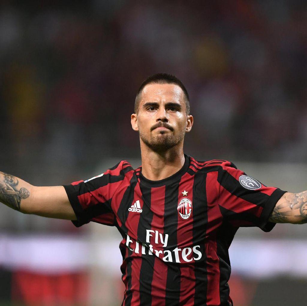 Untuk Hentikan Higuain dan Milan, Inter Mesti Redam Suso